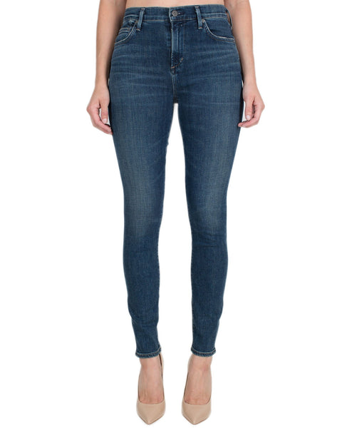 Citizen's of Humanity Denim Rival / 25 Rocket High Rise Skinny