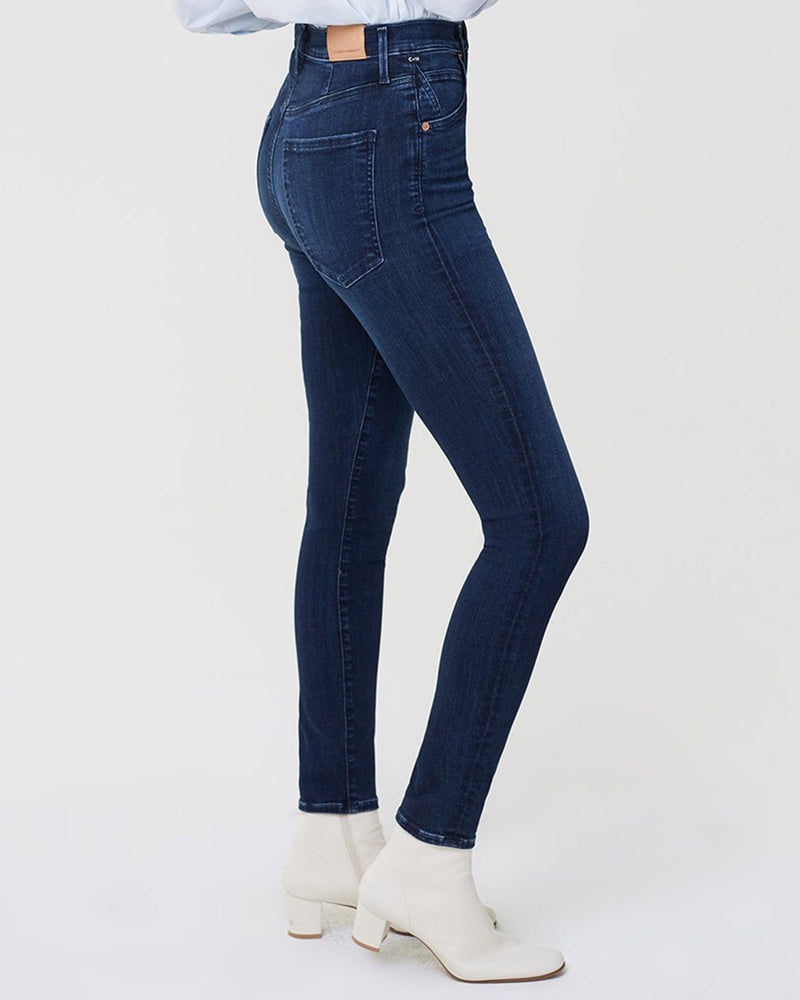 Citizens of Humanity Denim Chrissy High Rise Skinny in Serona