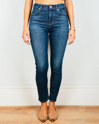 Citizens of Humanity Denim Gleams / 25 Harlow Ankle Slim in Gleams