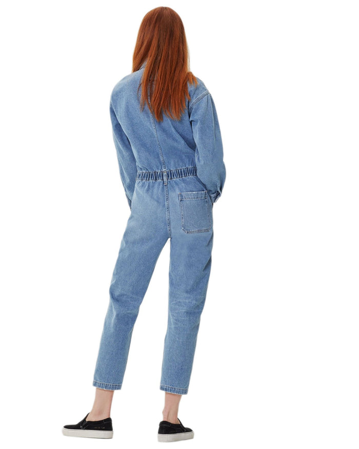 Citizens of Humanity Denim Monologue / XS Marta Jumpsuit