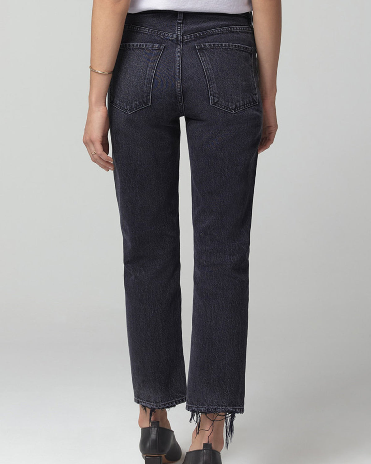 Citizens of Humanity Denim McKenzie Curved Straight in Prince