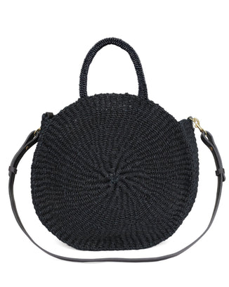 Clare V. Accessories Alice Woven in Black