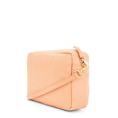Clare V. Accessories Pale Pink / o/s Marisol w/ Pocket - Rustic