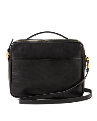 Clare V. Accessories OS / Black Mirabel in Black