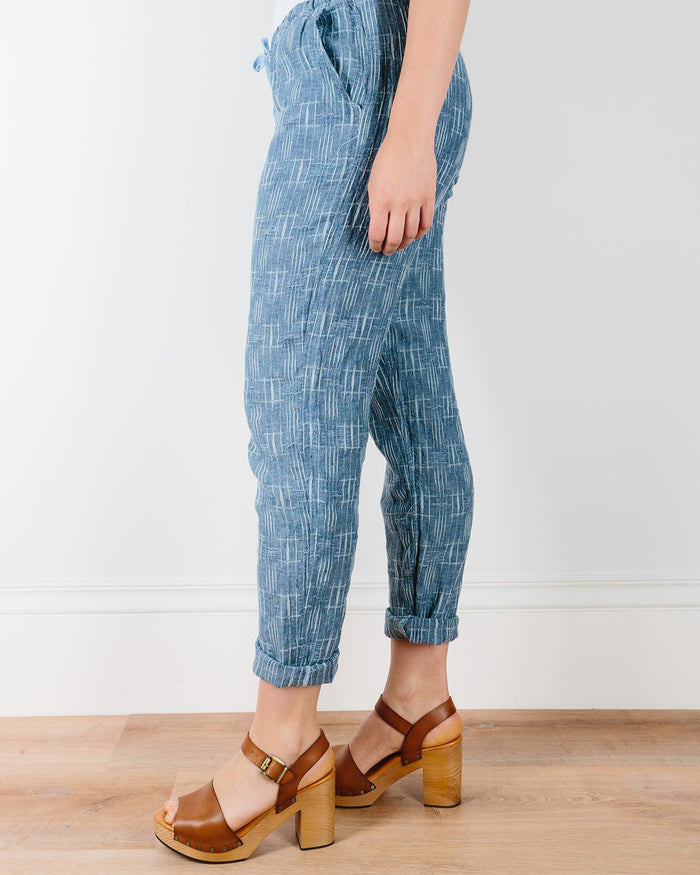 CP Shades Clothing Overdye Perla / L Hampton Pant in Over Dyed Perla