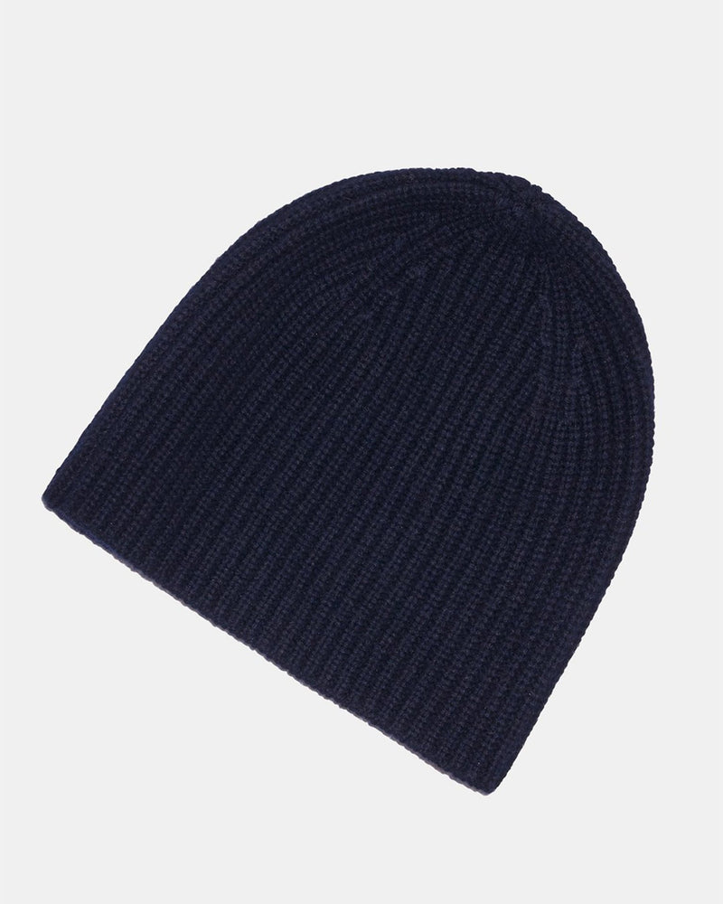 Demylee Accessories O/S / Navy Danny Beanie in Navy