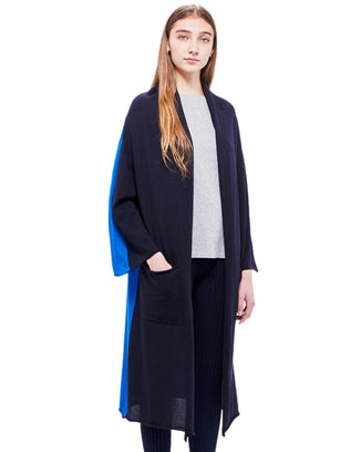 Demylee Clothing Navy/Lake Blue / XS Polina Cardigan