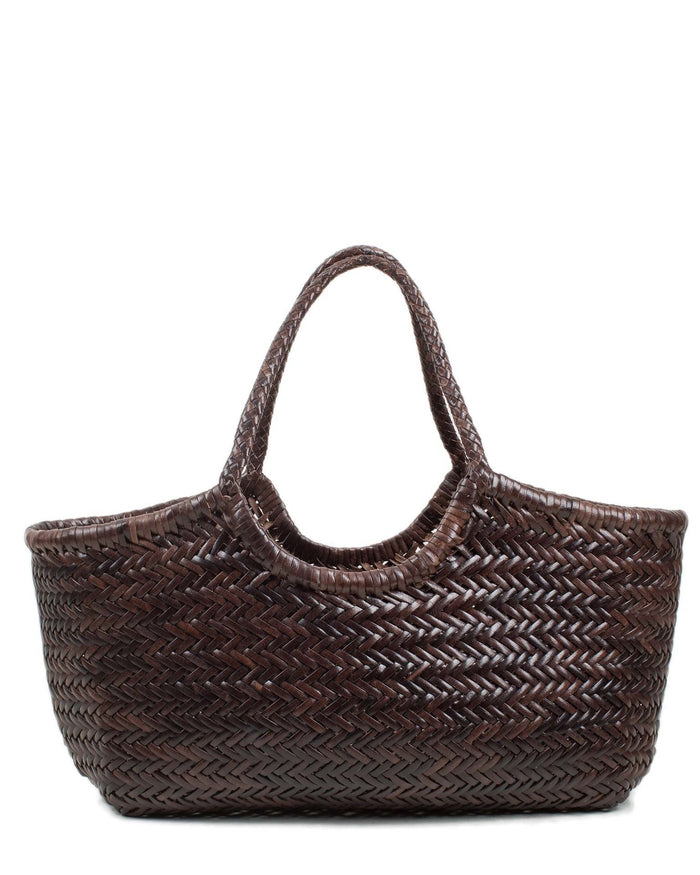 Dragon Accessories Dark Brown / O/S Nantucket Basket - Big