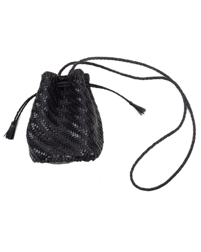 Dragon Accessories Black / O/S Pom Pom Double Jump