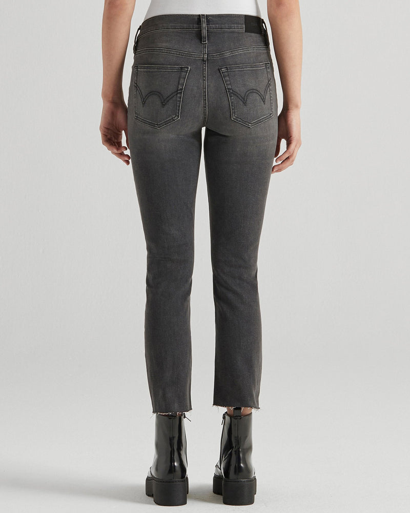 Edwin Denim Bree in Washed Black
