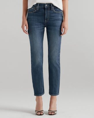 Edwin Denim Rotation / 24 Elin Crop in Rotation