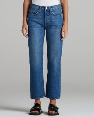 Edwin Denim Kali Ankle in Wipeout
