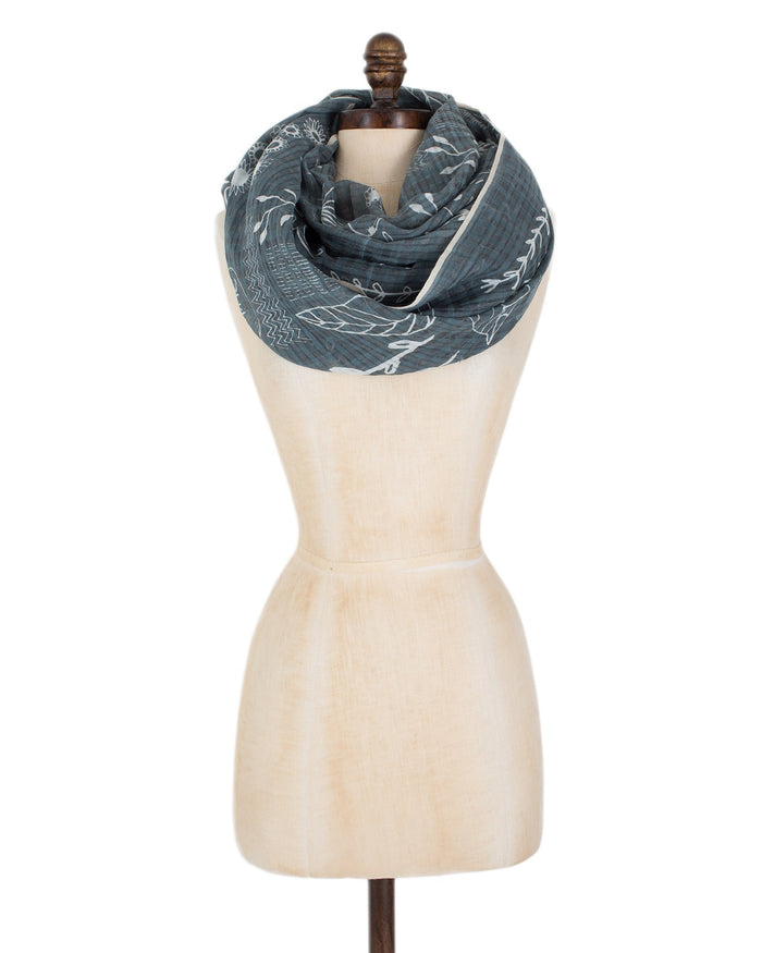 Épice Accessories Storm / O/S Fruits Scarf