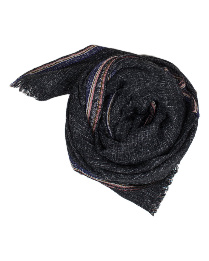 Épice Accessories Black / O/S Solid Scarf