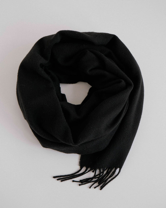 Evangeline Accessories Black / O/S Wearable Wrap