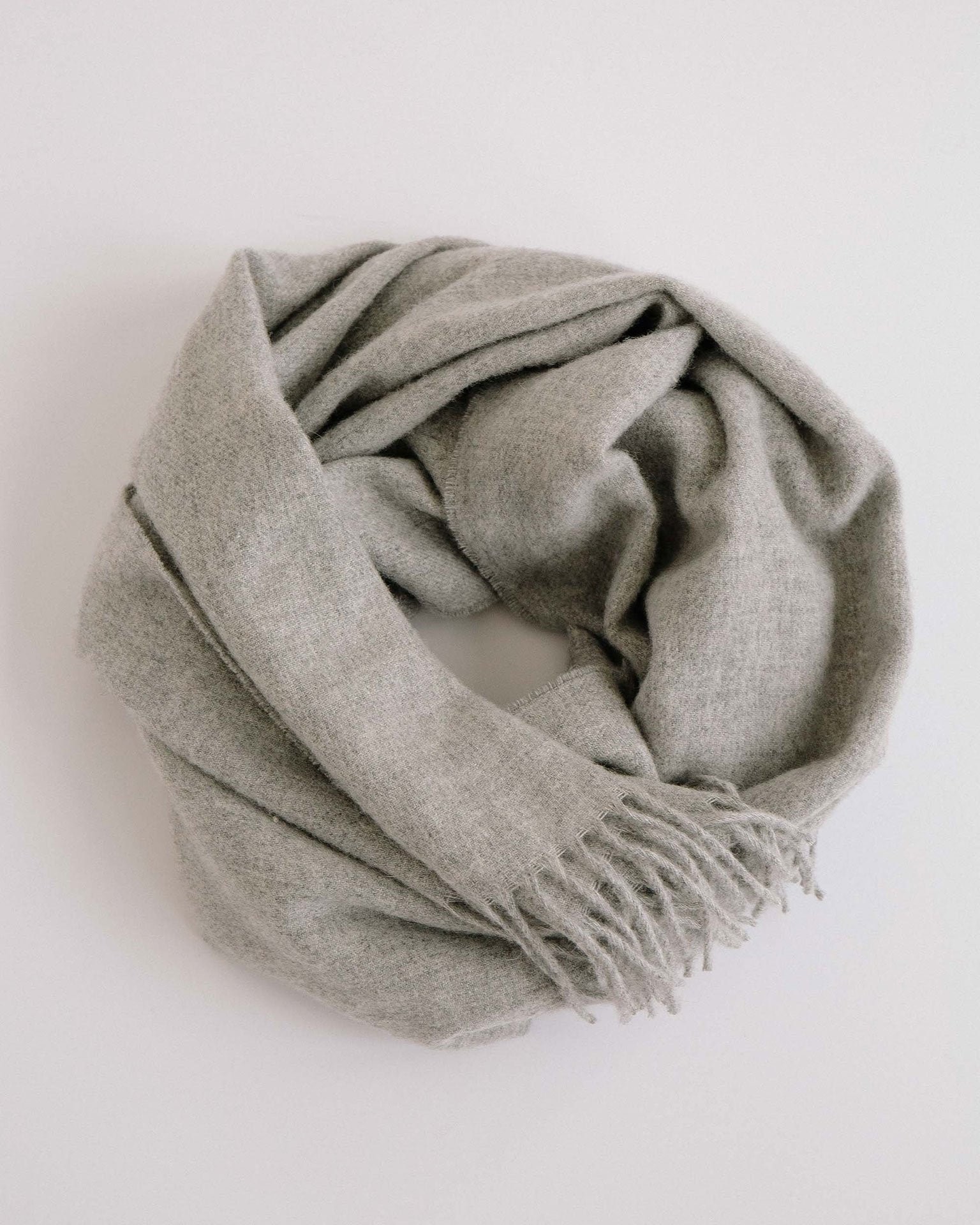 Evangeline Accessories Grey / O/S Wearable Wrap