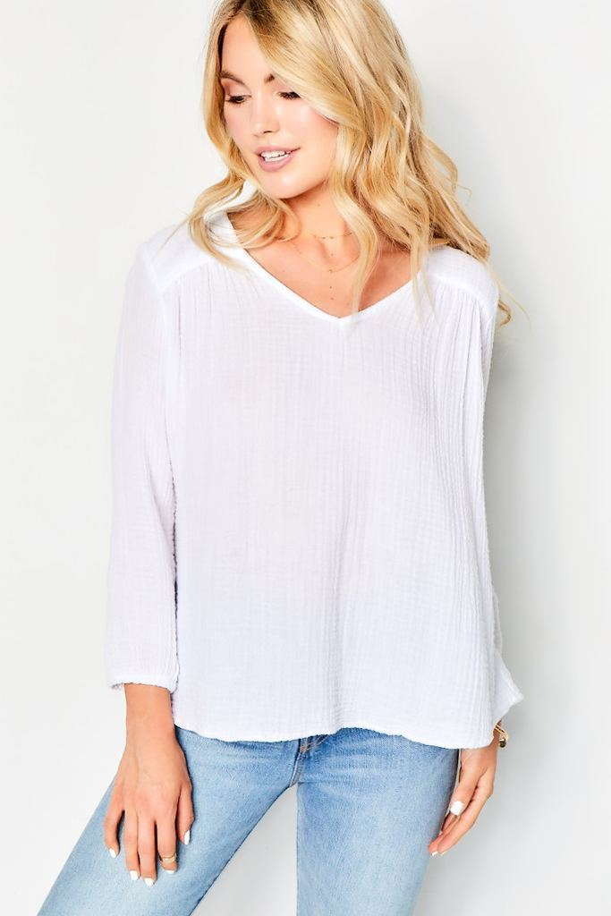 Felicite Apparel Clothing Venice Top