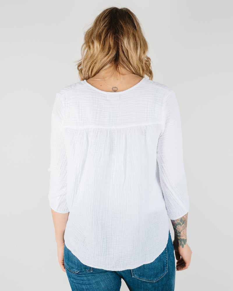 Felicite Clothing White / XS Venice Top
