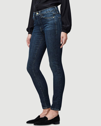 Frame Denim Le High Skinny in Harvard