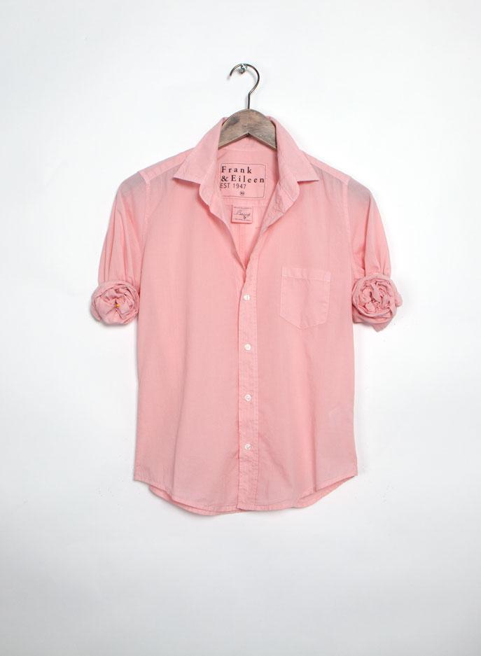 Frank & Eileen Clothing Barry Button Down in Ballet
