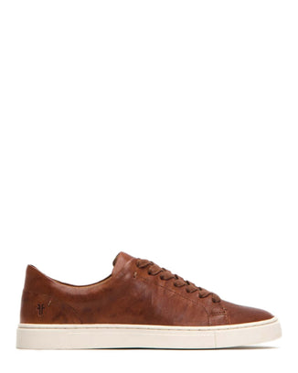 Frye Shoes Cognac / 6 Ivy Low Lace