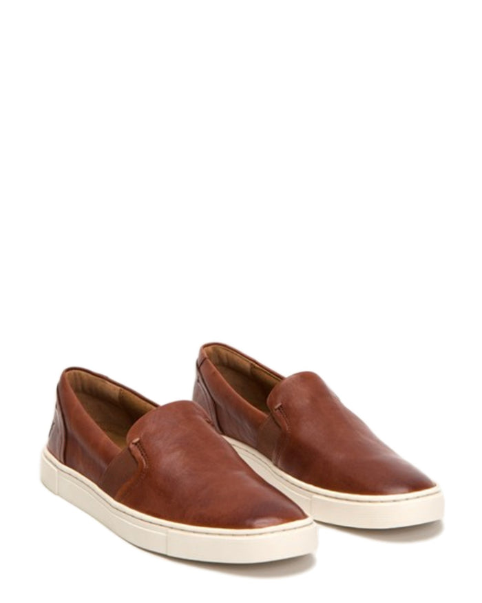 Frye Shoes Cognac / 6 Ivy Slip