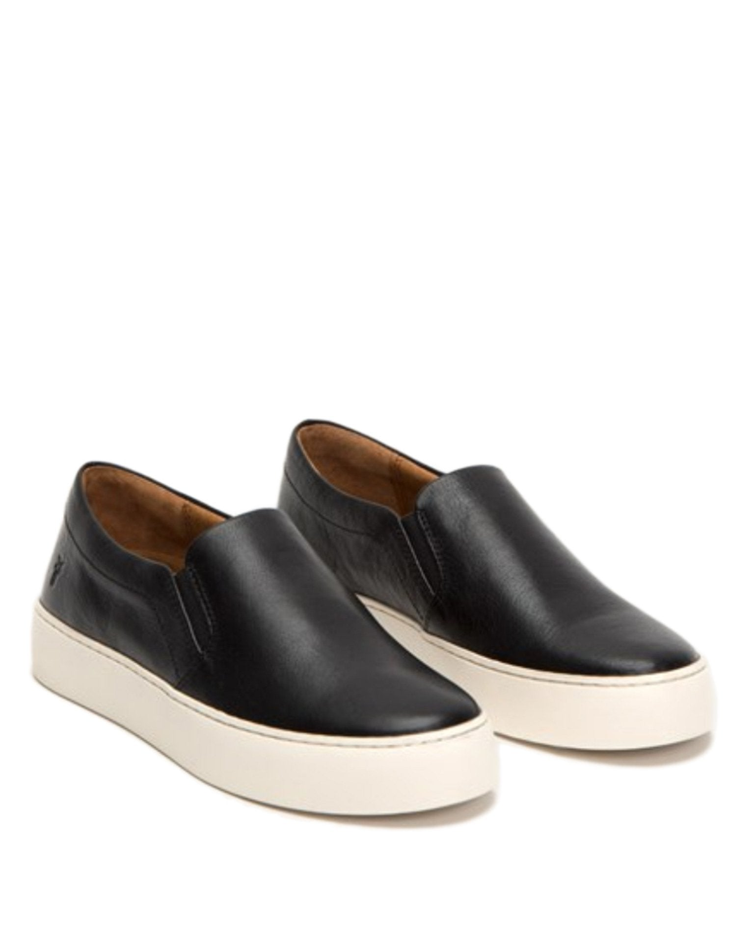 Frye Shoes Black / 6 Lena Slip On
