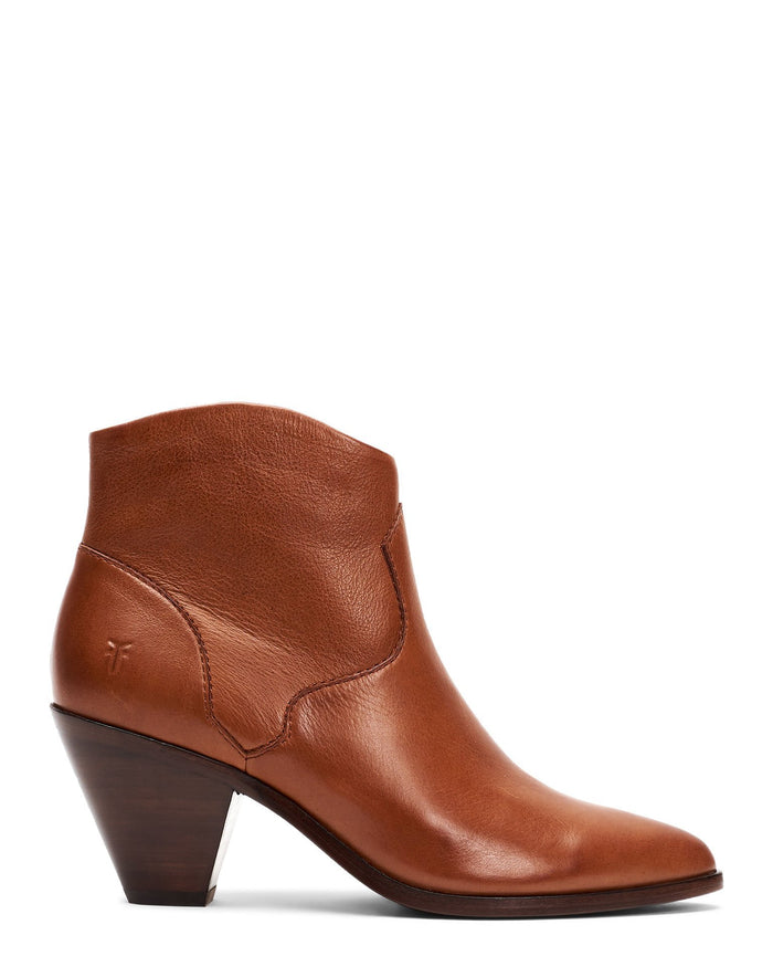 Frye Shoes Saddle / 6 Lila Western Short
