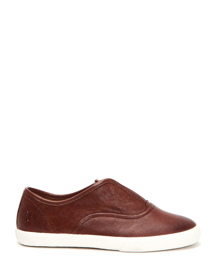 Frye Shoes Cognac / 6 Maya CVO Slip On