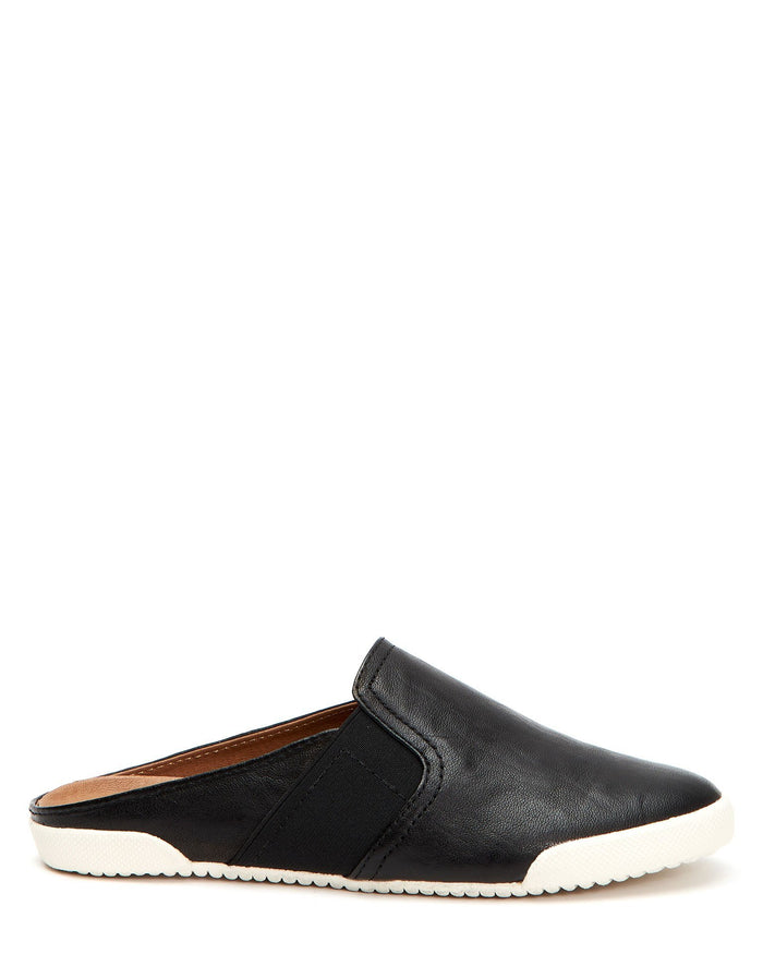 Frye Shoes Black / 6 Melanie Gore Mule