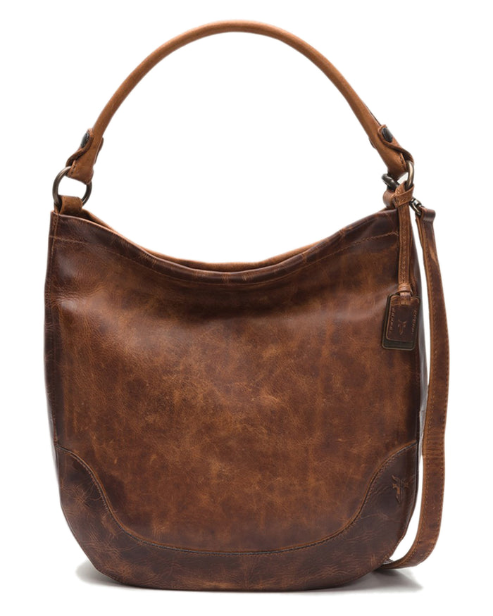 Frye Accessories Cognac / O/S Melissa Hobo