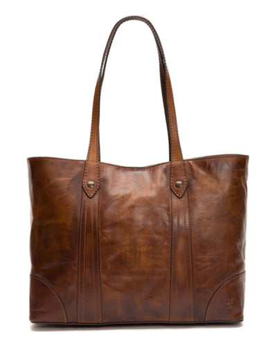 Frye Accessories Cognac / O/S Melissa Shopper