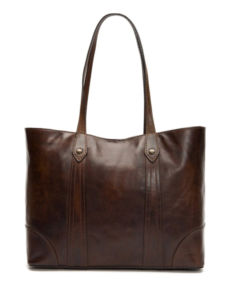 Frye Accessories Dark Brown / O/S Melissa Shopper