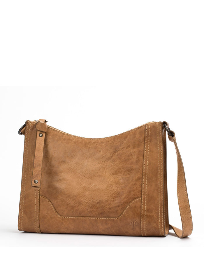 Frye Accessories Beige / O/S Melissa Zip Crossbody