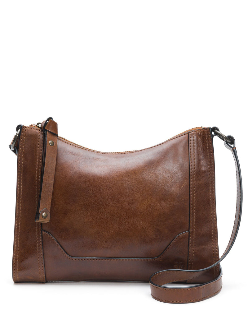 Frye Accessories Cognac / O/S Melissa Zip Crossbody