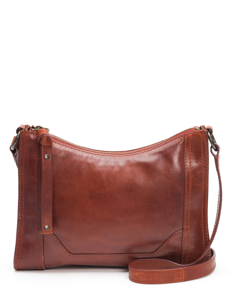 Frye Accessories Red Clay / O/S Melissa Zip Crossbody