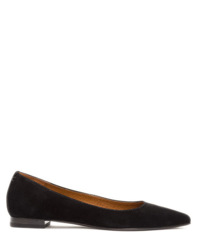 Frye Shoes Black / 6 Sienna Ballet