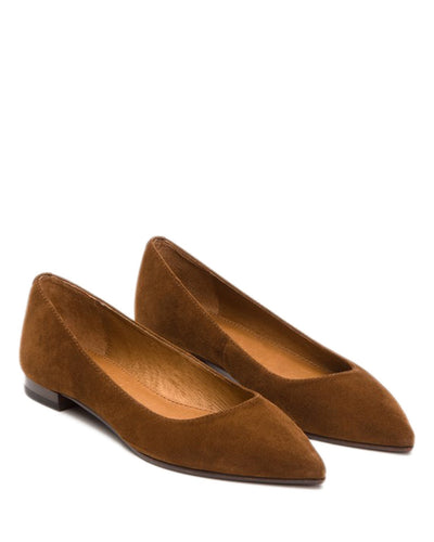 Frye Shoes Wood / 6 Sienna Ballet