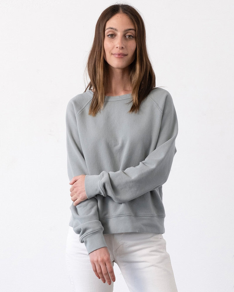 It Is Well LA Clothing Everyday Sweatshirt in Misty Sage