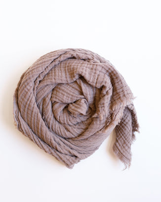 It Is Well LA Accessories Lilac / O/S Freedom Scarf in Lilac