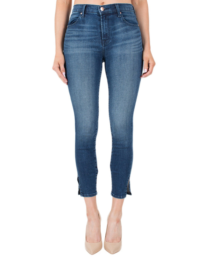 J Brand Denim Cover / 25 Alana High Rise Crop Skinny