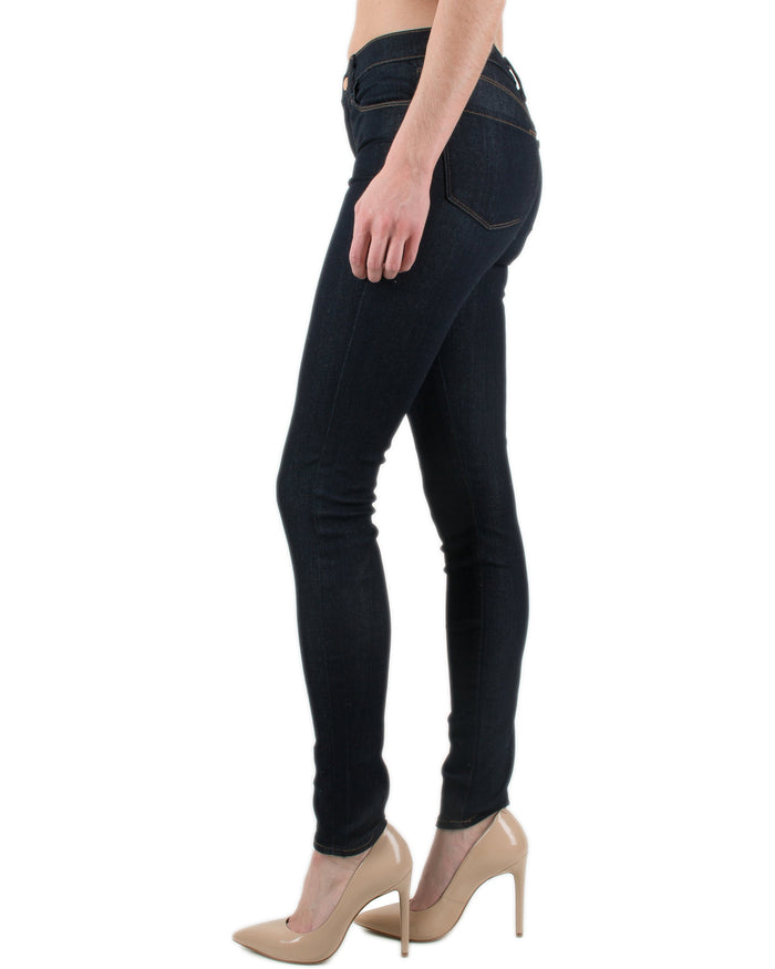 J Brand Denim After Dark / 25 Maria High Rise Skinny