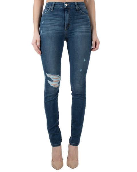 Joe's Jeans Denim Tinley / 24 Charlie High Rise Skinny-Tinley