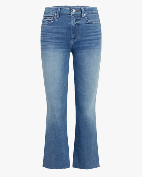Joe's Jeans Denim Helena / 25 Hi Honey Crop Boot in Helena