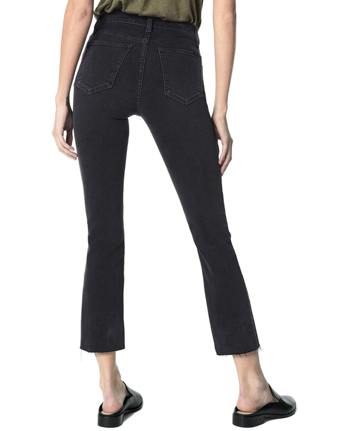 Joe's Jeans Denim Elisabeth / 24 The Callie HR Crop Boot in Elisabeth