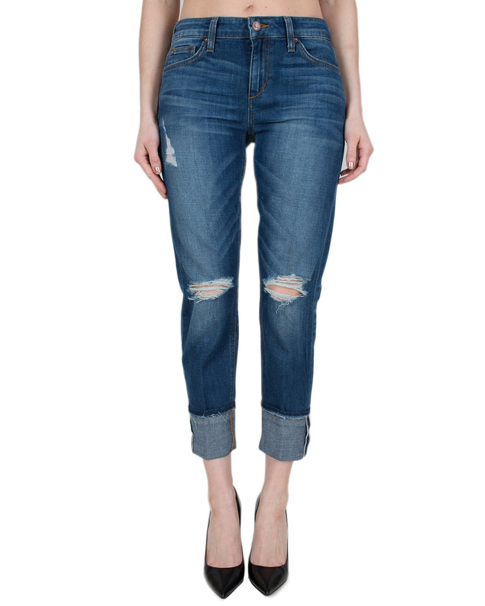 Joe's Jeans Denim Dita / 24 The Ex Lover Crop