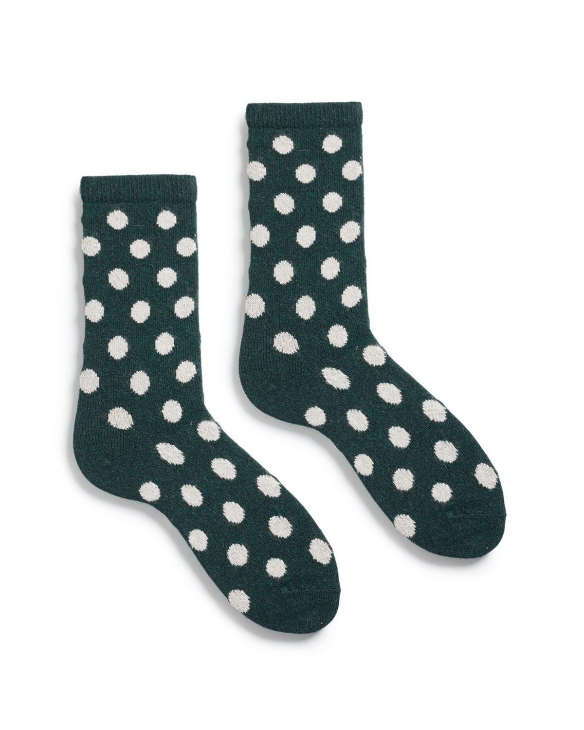 Lisa B. Accessories Ivy / O/S Dot Socks