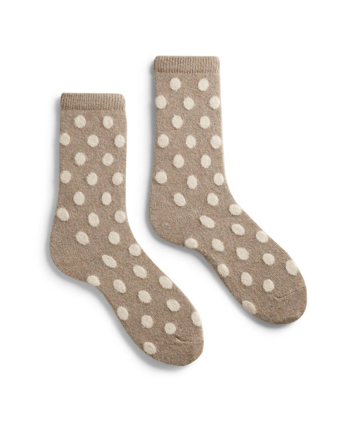 Lisa B. Accessories Mushroom / O/S Dot Socks