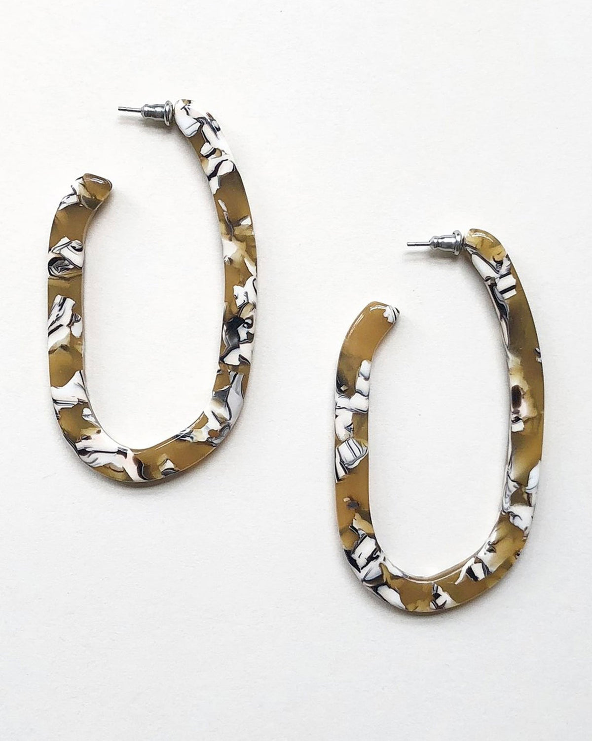 Machete Jewlery Calico / O/S Margot X Hoops