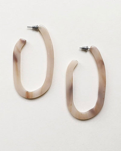 Machete Jewlery Peach / O/S Margot X Hoops